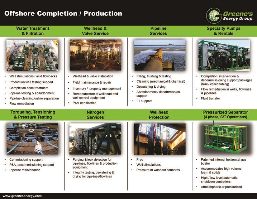 OffshoreCompletionandProductionFlyer