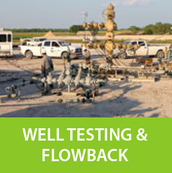 Well Testing, Flowback & Hydraulic Chokes Case Studies